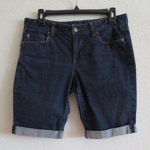 Ann Taylor Loft Denim Ladies Shorts